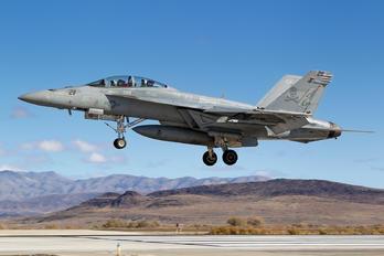 168892 - USA - Navy McDonnell Douglas F/A-18F Super Hornet