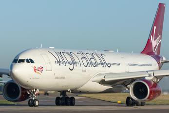G-VWAG - Virgin Atlantic Airbus A330-300