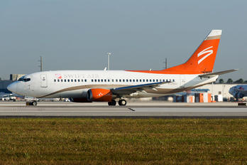 N529UA - Swift Air Boeing 757-200