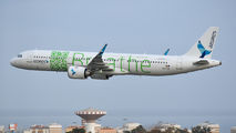 CS-TSF - Azores Airlines Airbus A321 NEO aircraft