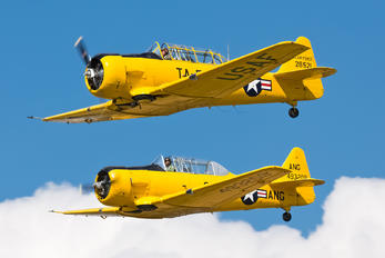 G-TVIJ - Private North American Harvard/Texan (AT-6, 16, SNJ series)
