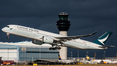 B-LRO - Cathay Pacific Airbus A350-900