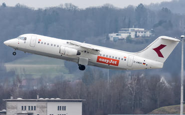 D-AWBA - easyJet British Aerospace BAe 146-300/Avro RJ100