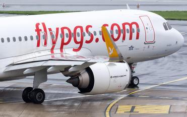 TC-NBA - Pegasus Airbus A320 NEO