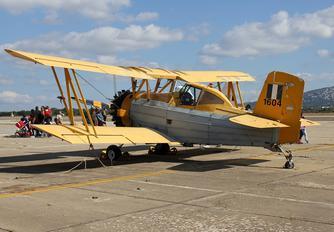 1604 - Greece - Hellenic Air Force Grumman G-164 Ag-Cat