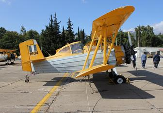 1604 - Greece - Hellenic Air Force Grumman G-164 Ag-Cat