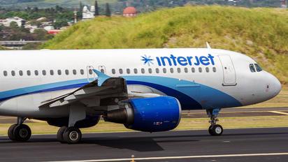 XA-BAV - Interjet Airbus A320