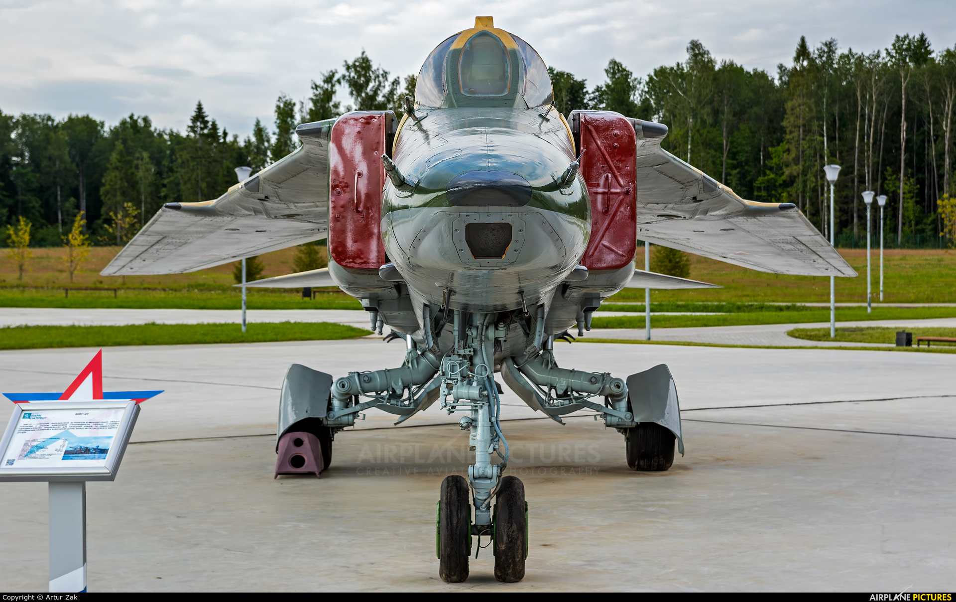 Russia - Air Force 62 aircraft at Off Airport - Russia