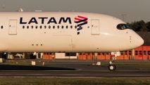 A7-AMB - LATAM Airbus A350-900 aircraft