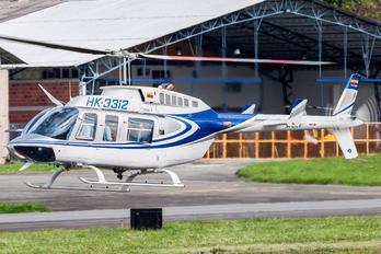 HK-3312 - Sociedad Aeronáutica de Santander Bell 206L Longranger