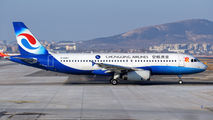 B-2347 - Chongqing Airlines Airbus A320 aircraft