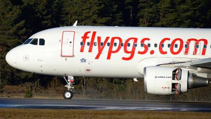 TCDCJ - Pegasus Airbus A320
