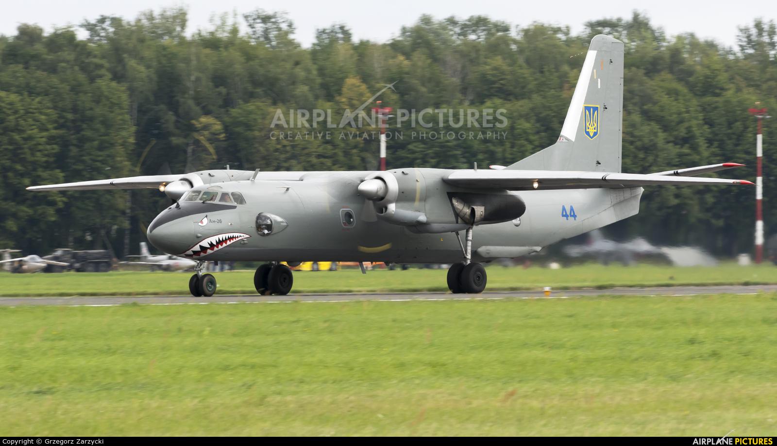 Hungary - Air Force 44 aircraft at Radom - Sadków