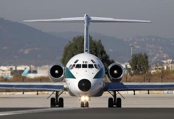 I-DATO - Alitalia McDonnell Douglas MD-82
