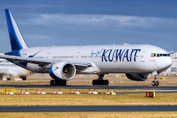 9K-AOD - Kuwait Airways Boeing 777-300ER