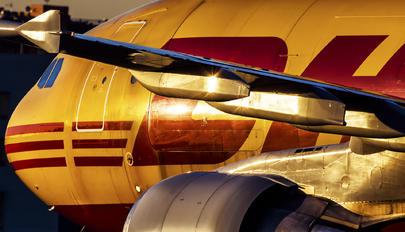 D-AEAF - DHL Cargo Airbus A300F