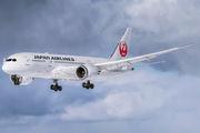 JA842J - JAL - Japan Airlines Boeing 787-8 Dreamliner aircraft