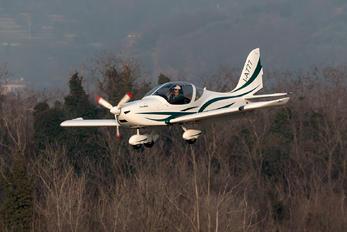 I-A777 - Private Evektor-Aerotechnik EV-97 Eurostar SL