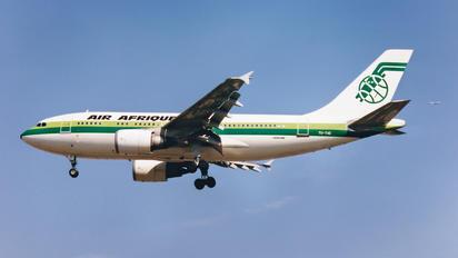 TU-TAE - Air Afrique Airbus A310