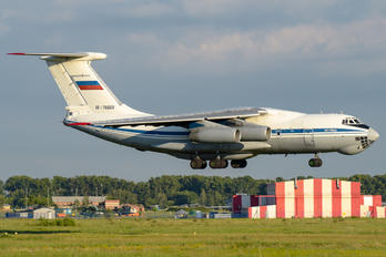 RA-76668 - Russia - Air Force Ilyushin Il-76 (all models)
