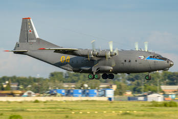 RF-90337 - Russia - Air Force Antonov An-12 (all models)