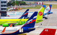 VP-BRR - Aeroflot Boeing 737-800 aircraft