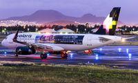 XA-VOY - Volaris Airbus A320 aircraft