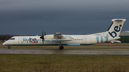 G-KKEV - Flybe de Havilland Canada DHC-8-400Q / Bombardier Q400