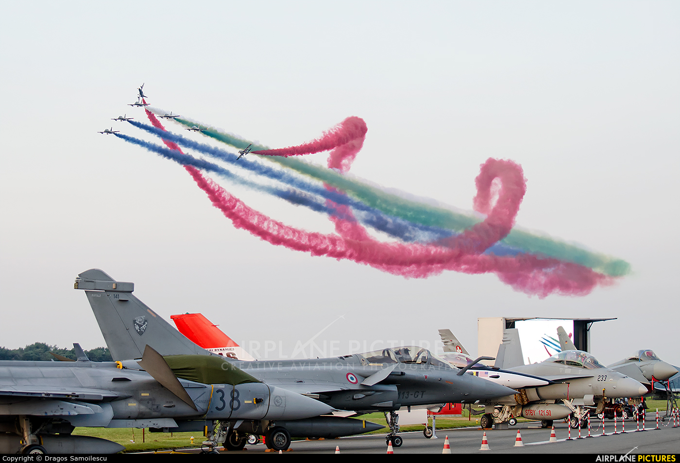 "United Arab Emirates - Air Force ""Al Fursan"" 430 aircraft at Kleine Brogel"