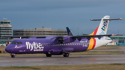 EI-REL - Flybe ATR 72 (all models)