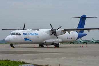 EI-SLS - ASL Airlines ATR 72 (all models)