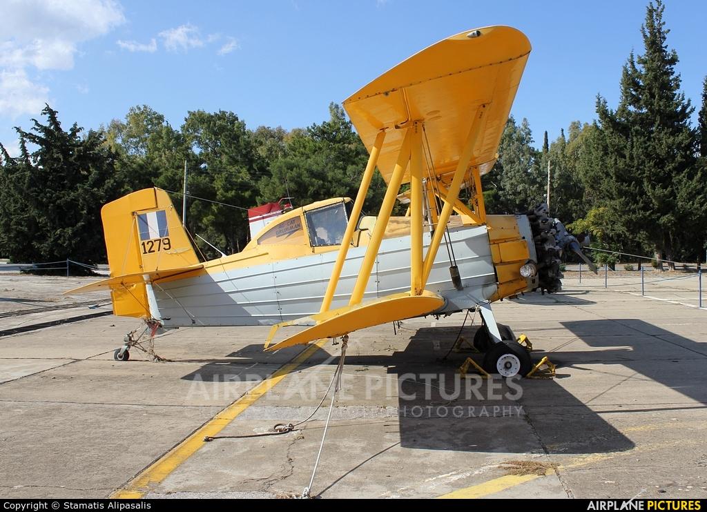 Greece - Hellenic Air Force 1279 aircraft at Tatoi