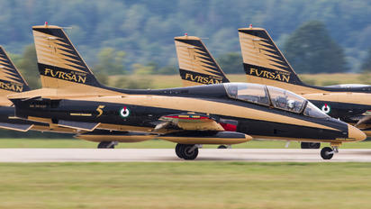 "432 - United Arab Emirates - Air Force ""Al Fursan"" Aermacchi MB-339NAT"