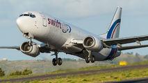 EC-MCI - Swiftair Boeing 737-400F aircraft