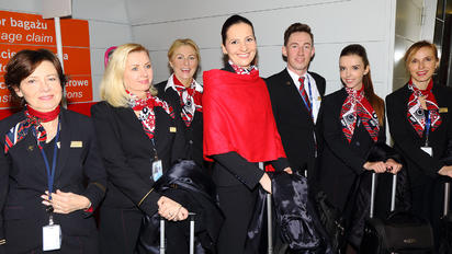 - - - Airport Overview - Aviation Glamour - Flight Attendant