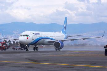 XA-JOE - Interjet Airbus A321 NEO