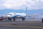 Delivery of first A321neo for Interjet  title=