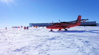 VP-FBL - British Antarctic Survey de Havilland Canada DHC-6 Twin Otter