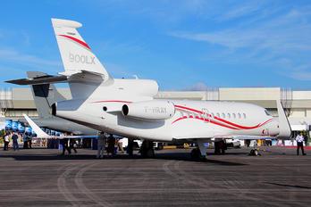 F-HRAY - Dassault Aviation Dassault Falcon 900 series