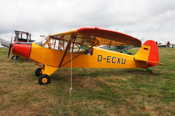 D-ECXU - Private Piper PA-18 Super Cub