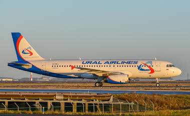 VQ-BGJ - Ural Airlines Airbus A320