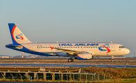 VQ-BGJ - Ural Airlines Airbus A320 aircraft
