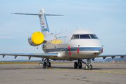 9A-CRO - Croatia - Government Canadair CL-600 Challenger 604 aircraft