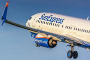 TC-SEU - SunExpress Boeing 737-8H6 aircraft