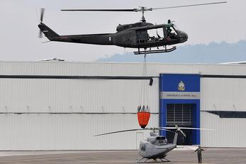 FAH-953 - Honduras - Air Force Bell UH-1H Iroquois