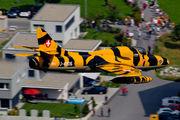 HB-RVV - Private Hawker Hunter T.68 aircraft