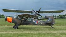 PH-PSC - Private Piper PA-18 Super Cub aircraft