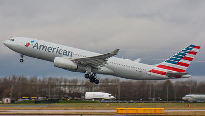 N287AY - American Airlines Airbus A330-200