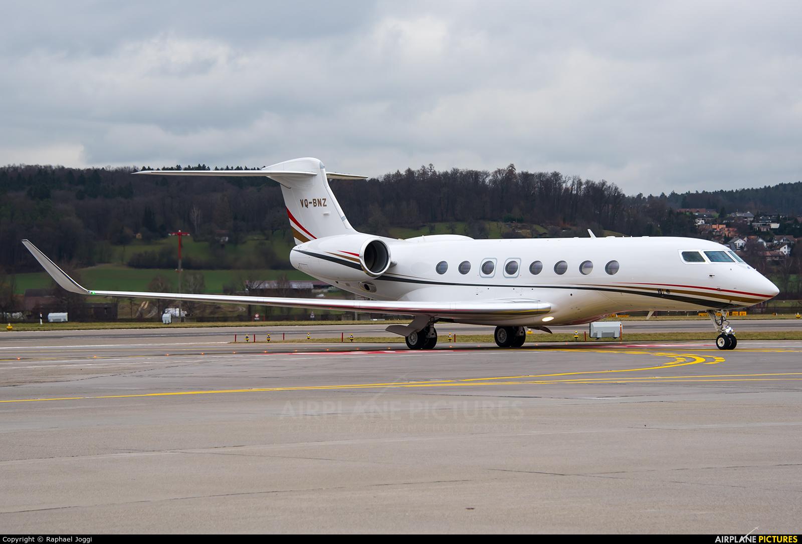 Jordan - Government VQ-BNZ aircraft at Zurich
