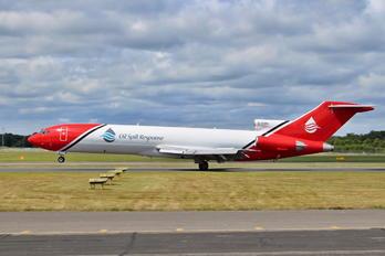 G-OSRA - T2 Aviation Boeing 727-51(F)
